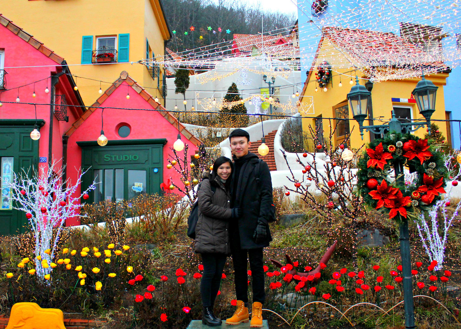 If you are a fan of Korean television shows, movies and K-pop, you will  most likely want to visit filming locations when in Korea. Petite France  was a ... 3938e2e9341