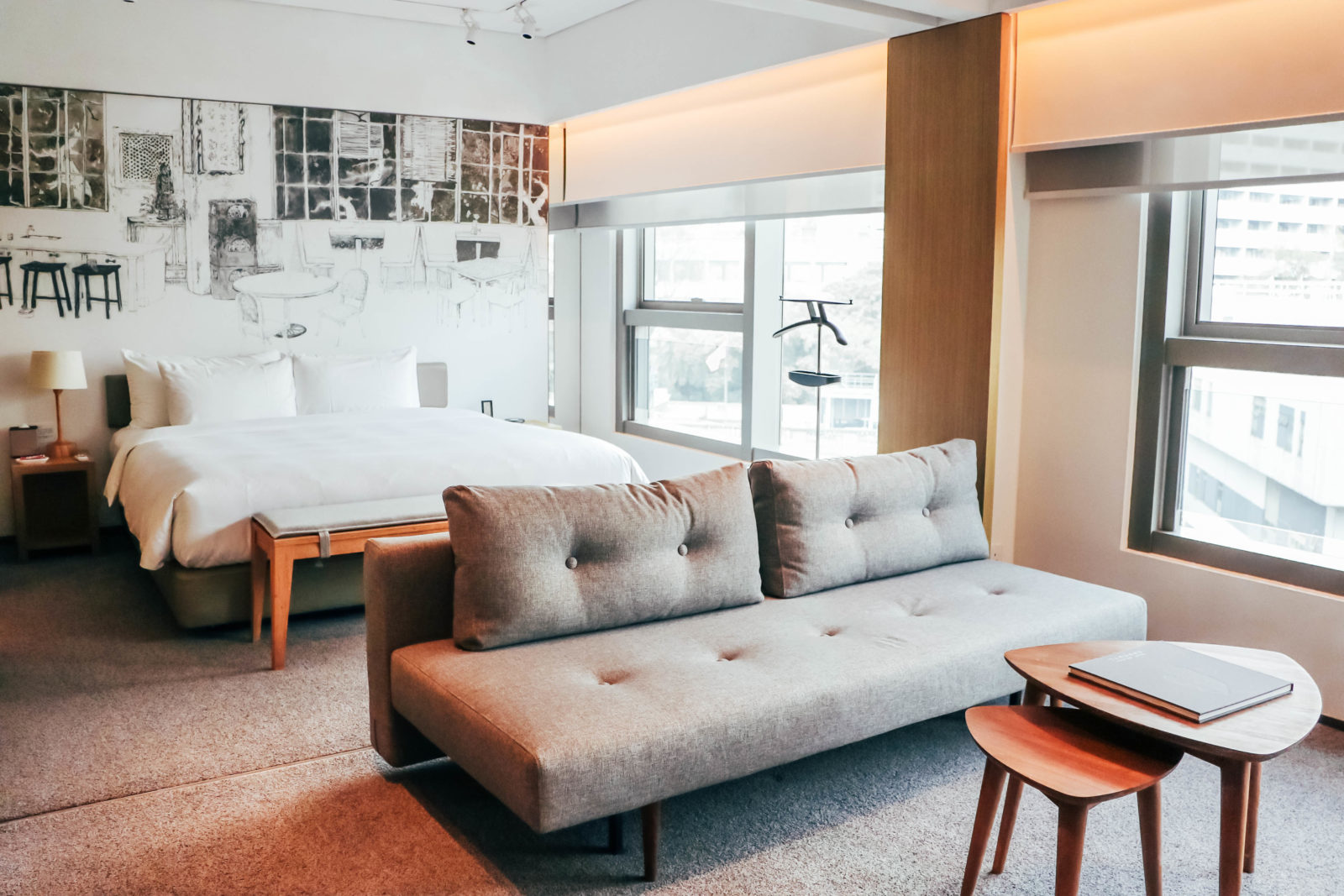 Hotel Stage | Alexis Jetsets | HK Boutique Hotels | Hotel in Yau Ma ...