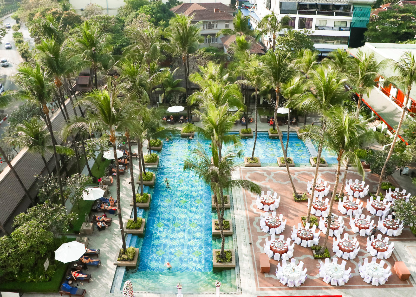 The Chatrium Hotel Royal Lake Yangon Shines As One Of City S Foremost Luxury Hotels By Offering Pure Once Superlative Service And Contemporary