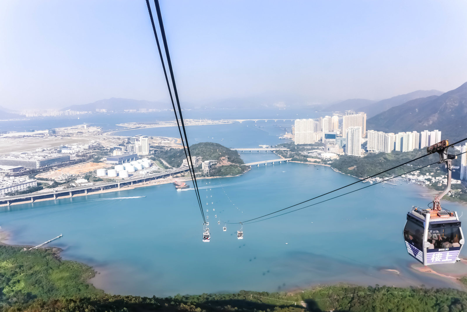 Ngong Ping 360 – The Crystal Cabin Cable Car Experience - Alexis ...